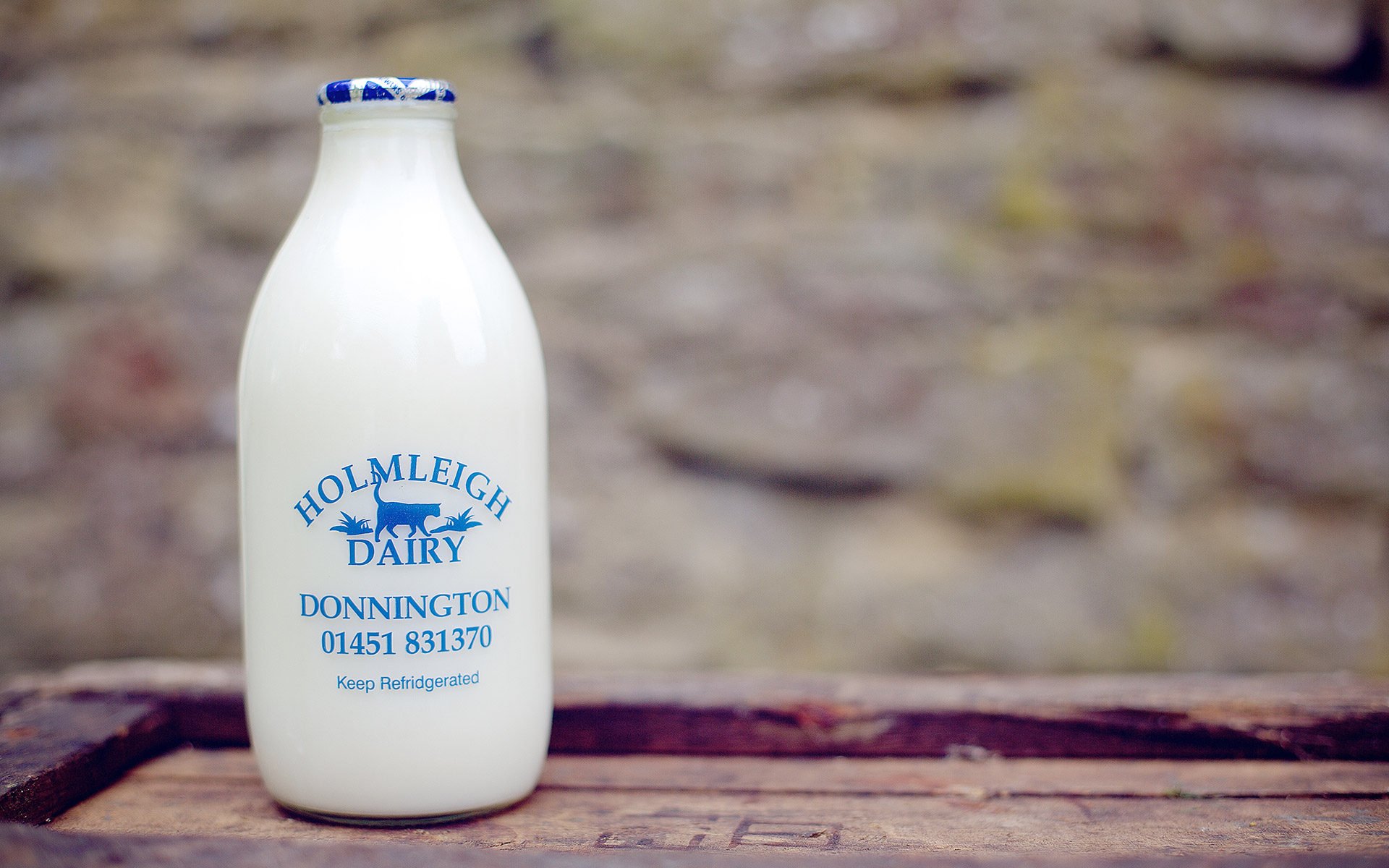 Delicious Local Milk Delivered To Your Door By Dairy